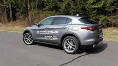 Im Test Alfa Romeo Stelvio Edition The