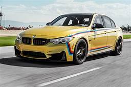 2017 BMW M3 With M Performance Parts First Test Review