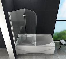 Duschtrennwand Badewanne Glas - duschtrennwand brease 100 x 140 badewanne glasdeals