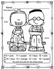create color by number worksheets 16101 back to school color by number addition