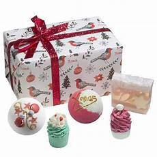 Bomb Cosmetics Wrapped Gift Pack Set