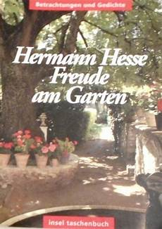 Freude Am Garten Betrachtungen Hermann Hesse Zvab