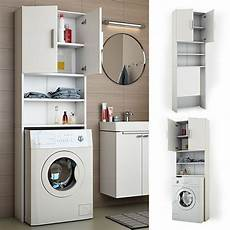 regal waschmaschine vicco waschmaschinenschrank 190 x 64 cm wei 223 badregal
