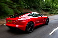 Jaguar F Type Coupe Review Autocar