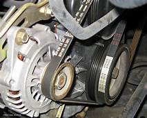 When Should A Drive Belt Be Replaced In Your Car