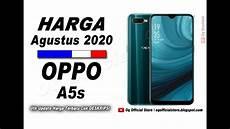 Harga Oppo A5s Dan Spesifikasi Terbaru Di Indonesia