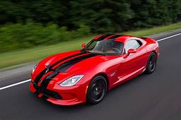 2017 Dodge Viper Reviews And Rating  Motor Trend