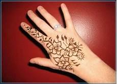 Gambar Henna Yg Mudah