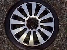 Audi S Line Wheels Polishing And Varnishing Audi S Line