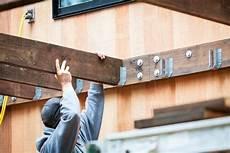 Holzbalken Befestigen 187 Diese Methoden Sind 252 Blich