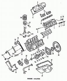 2003 Ford F 150 4 6l Engine Diagram Electrico by Parts 174 Ford Block F150 4 6l 2 Valve V8