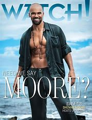 Shemar moore gay beach hawaii