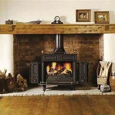 Ideas For Fireplace by Hearth Ideas For Free Standing Wood Stove Wood