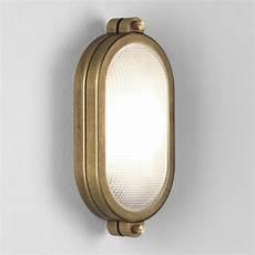 astro 7969 malibu coastal exterior ip65 brass wall light