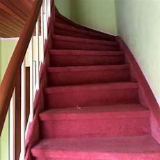 teppich für treppenstufen treppenrenovierung vorher nachher nr 4 parkett remel in datteln