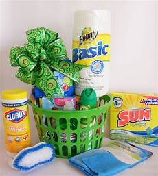 Kitchen Gifts For Students by College Days Room Clean Up Gift Basket Everything