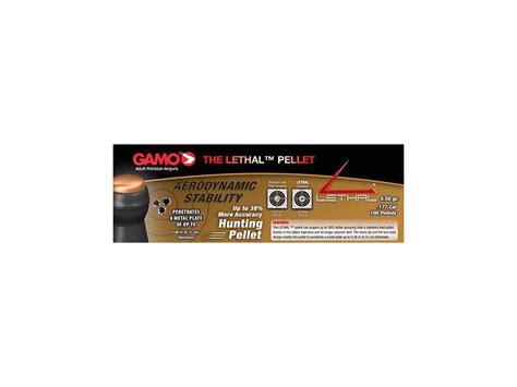 Gamo Lethal Pellets 177 Review