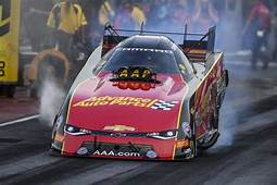 Courtney Force Living Up To Expectations As NHRA Northwest