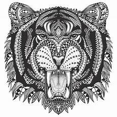ausmalbilder erwachsene tiger kinder ausmalbilder