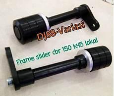 Variasi Cbr 150 Lokal by Frame Slider Cbr 150 K45 Lokal Pelindung Fairing Cbr 150