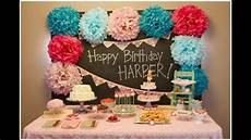 1st birthday decoration themes best ideas baby boy birthday decoration