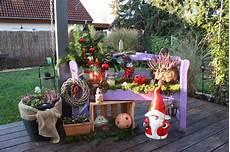 Garten Weihnachtlich Dekorieren - atelier inez eckenbach kunst und deko f 252 r haus und
