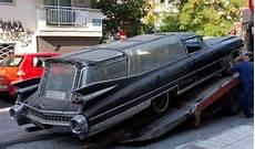 59 cadillac hearse just a car 1959 cadillac hearse made in greece