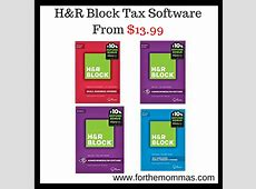 Hr Block Tax Software Reviews 2020 Lowest Price