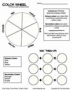 primary colors printable worksheets 12993 beginnings primary secondary colors color wheel projects