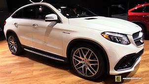 2016 Mercedes Benz Gle Class Coupe Photos Informations