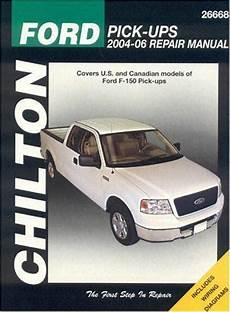 auto repair manual online 2009 ford e150 navigation system ford f150 pickups 2004 2006 chilton owners service repair manual 1563926229 9781563926228