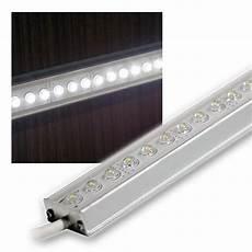 aluminium led lichtleiste wei 223 25cm 12v dc design