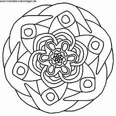Malvorlagen Mandalas Ausmalbilder Mandala Malvorlagen Mandala Coloring