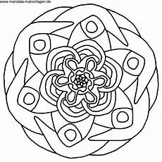 ausmalbilder mandala malvorlagen mandala coloring