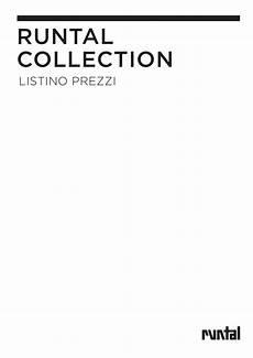 runtal prezzi runtal collection listino 2013 2014 by hi keep issuu