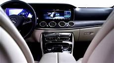 interior design of the 2016 e class mercedes