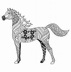 arabian zentangle stylized vector illustration