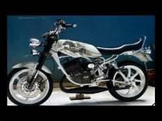 Model Modifikasi Motor by Model Modifikasi Motor Yamaha Rx King Pemenang Kontes