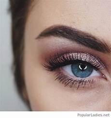Augen Make Up Blaue Augen - eye make up for blue in 2019 hoco makeup