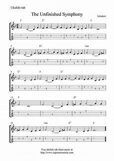 ukulele sheet music 1000 images about uke on moon river ukulele tabs and walk the line