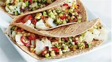 Tacos D 233 T 233 Au Poisson Recettes Iga Concombre Lime
