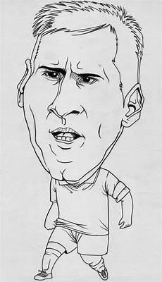 34 Contoh Gambar Karikatur Yang Mudah Digambar Karitur