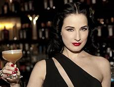 Channel Your Inner Dita Teese This Nye