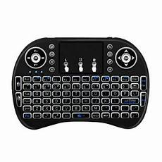 Russian Wireless Three Color Backlit 4ghz by 2 4ghz Wireless Keyboard 7 Color Backlit I8 Mini Russian