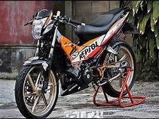 Modifikasi Motor Sonic by Motor Trend Modifikasi Modifikasi Motor Honda