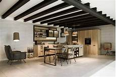 loft design kitchen design for lofts 3 ideas from snaidero