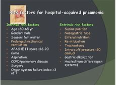 hospital acquired pneumonia antibiotic choice