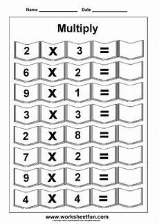 multiplication worksheets for beginners 4404 multiplication 5 worksheets free printable worksheets worksheetfun