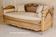 bett antik holz barock schlafcouch sofa bett betten onlineshop