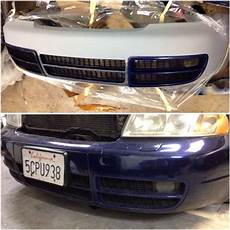 b5 s4 front bumper cover the b5 a4 avant pinterest